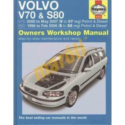 Volvo V70 & S80 Petrol & Diesel (1998 - 2007)