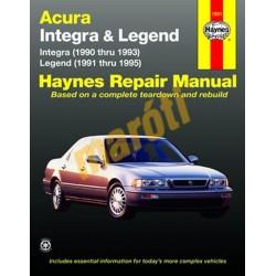 Acura Integra & Legend 90 - 1995