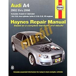 Audi A4 02 - 08