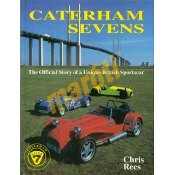 Caterham Sevens - The official Unique British Sportscar