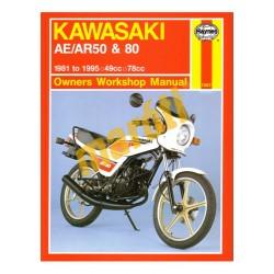 Kawasaki AE/AR 50 & 80 (1981 - 1995)