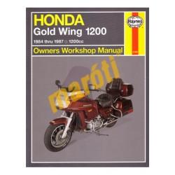 Honda Gold Wing 1200 (USA) (1984 - 1987)