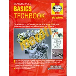 Motorcycle Basics TechBook (2nd Edition)