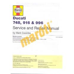 Ducati 748, 916 & 996 4-valve V-Twins (1994 - 2001)