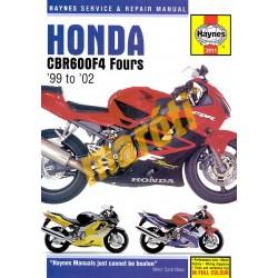 Honda CBR600F4 Fours (1999 - 2002)