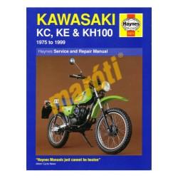Kawasaki KC, KE& KH100 (1975 - 1999)