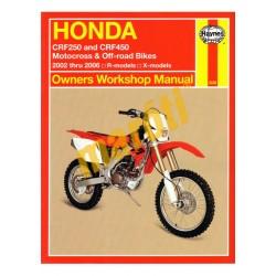 Honda CRF250 & CRF450 (2002 - 2006)