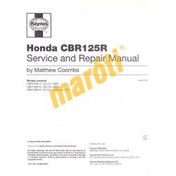 Honda CBR125R (2004 - 2007)