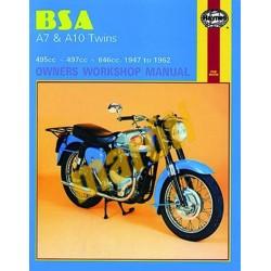 BSA A7 & A10 Twins (47 - 1962)