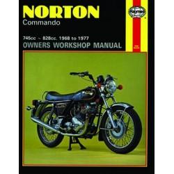 Norton Commando (1968 - 1977)