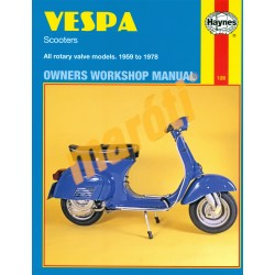 Vespa Scooters (1959 - 1978)