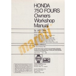 Honda CB750 sohc Four (1969 - 1979)