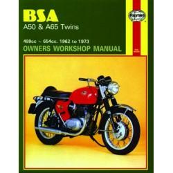 BSA A50 & A65 Twins (1962 - 1973)