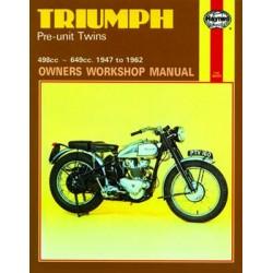 Triumph Pre-Unit Twins (47 - 1962)