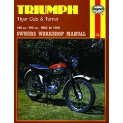 Triumph Tiger Cub & Terrier (1952 - 1968)