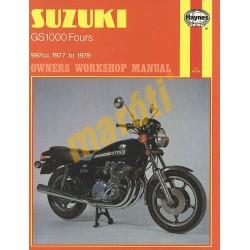 Suzuki GS1000 Four (1977 - 1979)