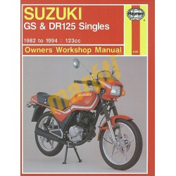 Suzuki GS & DR125 Singles (1982 - 94)