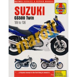 Suzuki GS500 Twin (1989 - 2008)