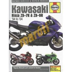 Kawasaki Ninja ZX-7R & ZX-9R (1994 - 04)