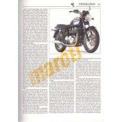 Triumph Bonneville (01 - 12)