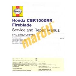 Honda CBR1000RR Fireblade (2004 - 2007)