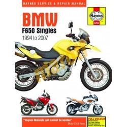 BMW F650 Singles (1994 - 07)