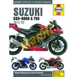 Suzuki GSX-R600/750 (06 - 09)