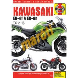 Kawasaki ER-6 (06 - 16)