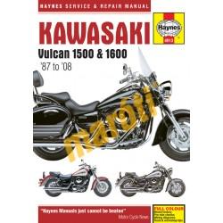 Kawasaki Vulcan 1500 & 1600 (1987 - 08)