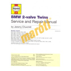 BMW 2-valve Twins (1970 - 1996)