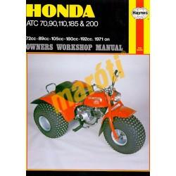 Honda ATC 70, 90, 110, 185 & 200