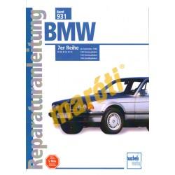 BMW 7er Reihe 1986-1987 (Javítási kézikönyv)