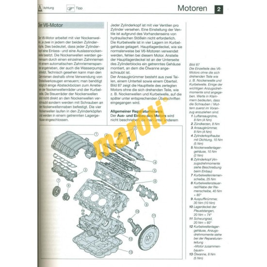 Citroen C8, Fiat Ulysse, Lancia Phedra, Peugeot 807 Benzin 2002-2005 (Javítási kézikönyv)
