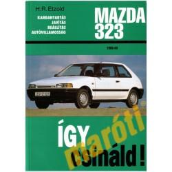Mazda 323 1985-től benzines és dízel (Javítási kézikönyv) - Sérült