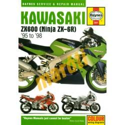 Kawasaki ZX600 (Ninja ZX-6R) (1995-1998)