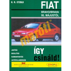 Fiat Bravo, Brava 1995-től (Így csináld)