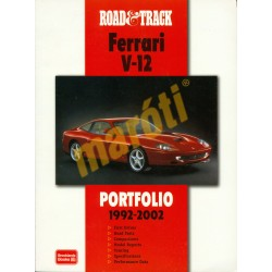 Ferrari V-12 Portfolio 1992-2002
