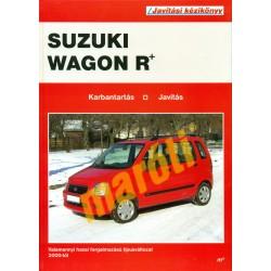 Suzuki Wagon R+ 2000-től (Javítási kézikönyv)