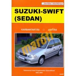 Suzuki-Swift (Sedan) 1993-2003 (Javítási kézikönyv)