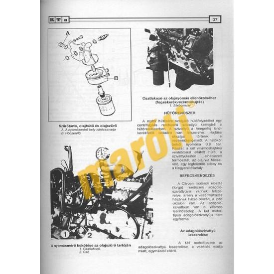Citroen C25, Peugeot J5, Fiat Ducato (Javítási kézikönyv)