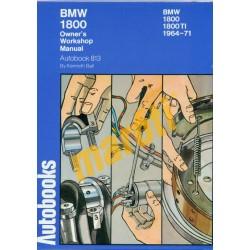 BMW 1800 Owner's Workshop Manual
