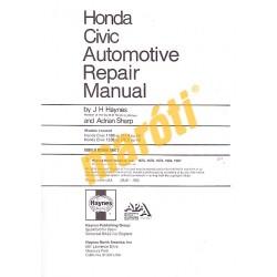 Honda Civic 1200 1973 - 1979