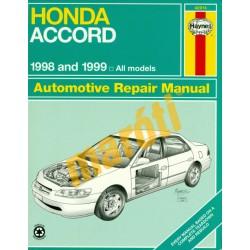 Honda Accord (1998 - 1999)
