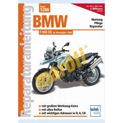 BMW F 650 GS  2008-tól (Javítási kézikönyv)