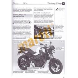 BMW F 800 R  2009-től (Javítási kézikönyv)