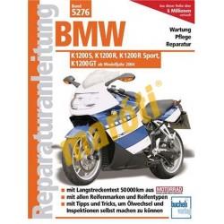 BMW K 1200 S, K 1200 R, K 1200 R Sport, K 1200 GT (Javítási kézikönyv)