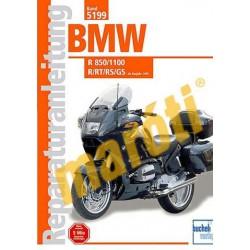 BMW R 850/1100 R/RT/RS/GS (Javítási kézikönyv)
