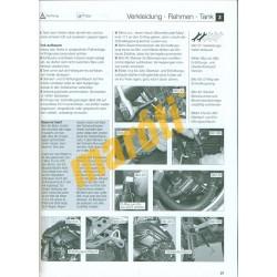 BMW R 1200 GS 2010-től (Javítási kézikönyv)