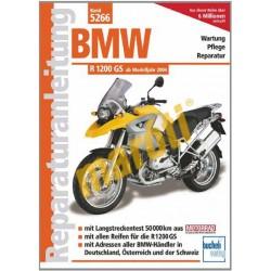 BMW R 1200 GS 2004-2010 (Javítási kézikönyv)