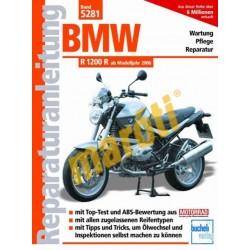 BMW R 1200 R 2006-tól (Javítási kézikönyv)